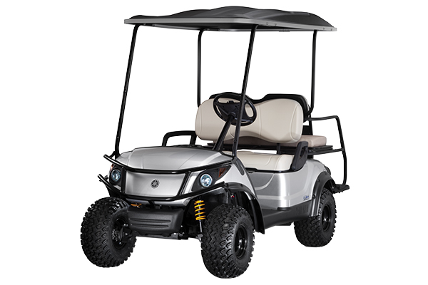 Yamaha Adventurer 2+2 golf cart