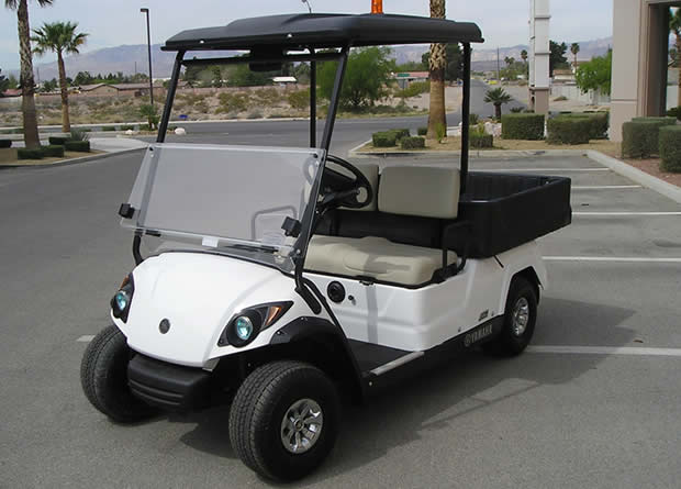 Yamaha Adventurer Hauler Utility Vehicle